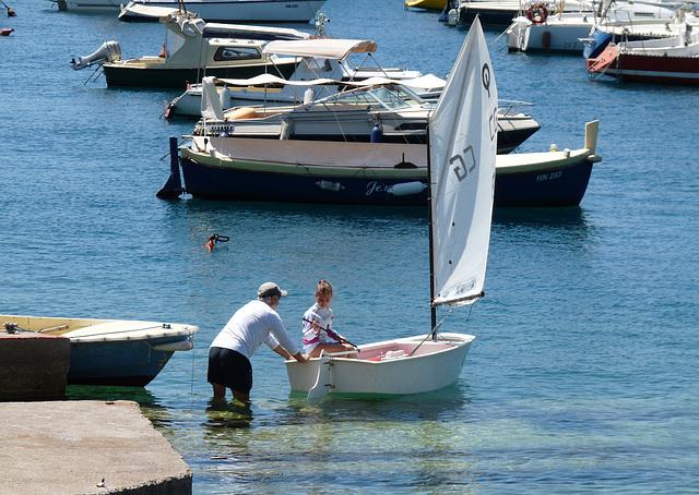 Herceg Novi- Sailing Lesson