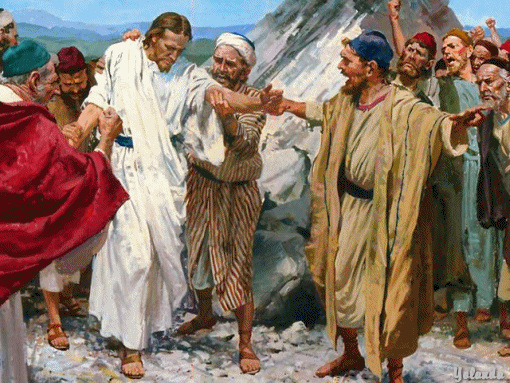 Jesuo, kiel Elija kaj Eliŝa, ne estis sendita nur al la Judoj