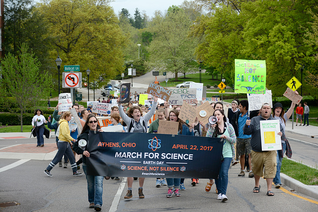 """""""March for Science"""""""