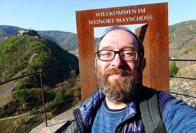 DE - Mayschoß - Auf dem Rotweinwanderweg