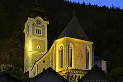 "Roman Catholic Church ""Assumption of the Virgin Mary"" in Hallstatt"