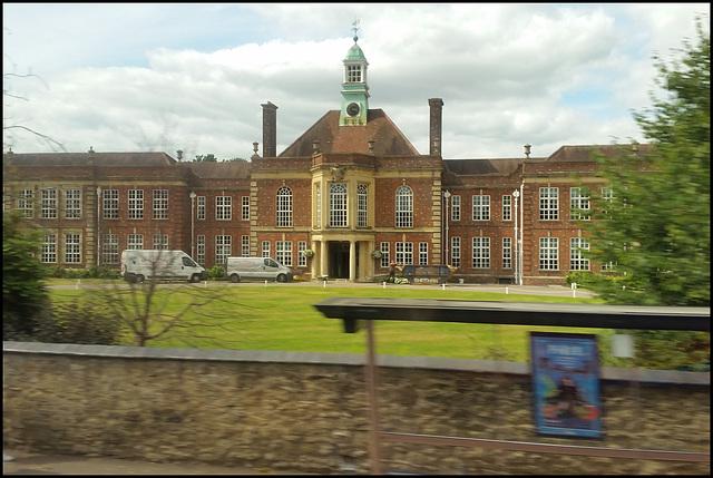passing Headington School