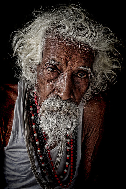 old man of Pushkar