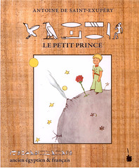 La Eta Princo. Egiptia