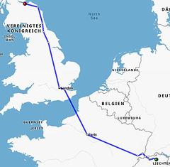 Scotland pilgrimage on theSt. Cuthbert's Way