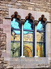 Barcellona : centro storico - riflessi nel vetro