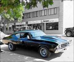 Nice Chevelle.