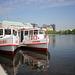 Tour Boats on Binnealster
