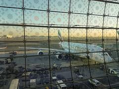 Vereinigte Arabische Emirate - Flughafen Dubai