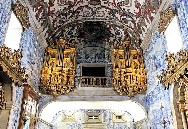 Viana do Castelo (P) 23 mai 2016. Eglise de la Miséricorde.