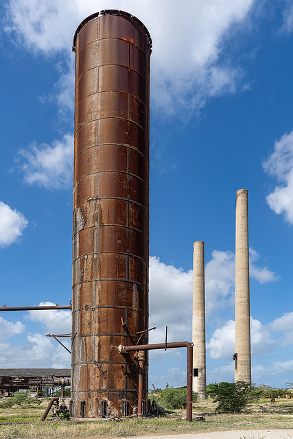 Sugar mill Jesús Menéndez - 10 - water tank perspectives