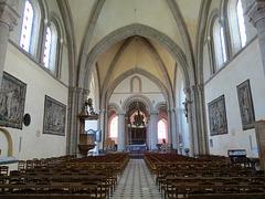 Laval, cathédrale 2.