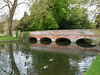 Audley End- Bridge Over the River Cam