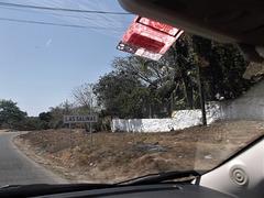 Une Fiat au Mexique