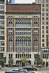 The Chicago Athletic Association Building – South Michigan Avenue, Chicago, Illinois, United States