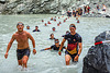 Spartan Race - Crossing A Lake