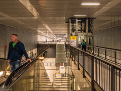 Subway U55, Station Bundestag