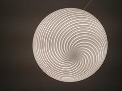 Esfera de espirales
