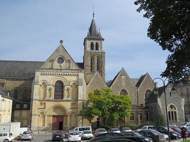 Laval, cathédrale 3.