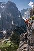 Climbing at Stripsenkopf