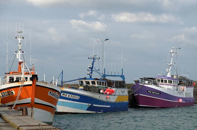 Bateaux de pêche (II)