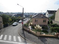Laval : vue sur la rue Hersent ?