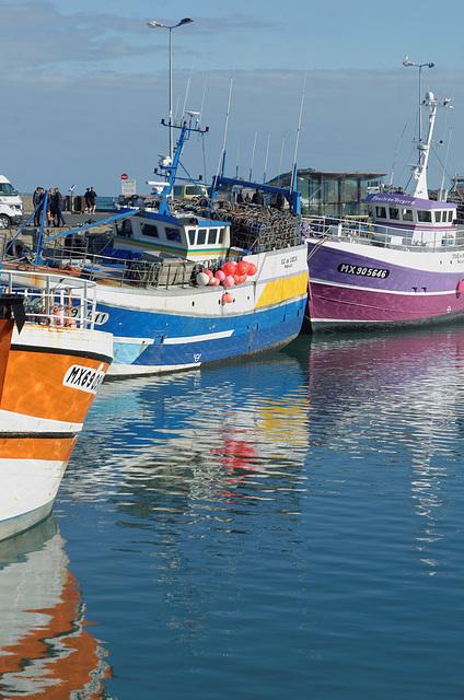Bateaux de pêche (III)