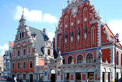 LV - Riga - House of Blackheads