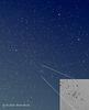 Comet  Swan (C/2020 F8) (view on black)