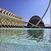 Valencia : le creazioni di Santiago Calatrava