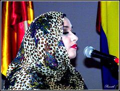 Unе chanteuse traditionnelle de Mauritanie * Eine traditionelle Sängerin aus Mauretanien