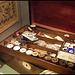 old needlework box