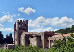 Lagrasse - Abbaye Sainte-Marie
