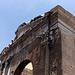 Detail of the Porticus Octaviae in Rome, June 2012