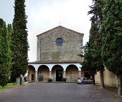 Poggibonsi - Convento di San Lucchese