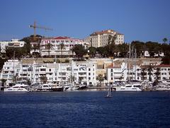 Mhon , Menorca