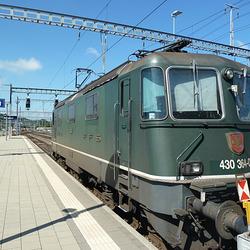 SBB Lokomotive Re 4/4
