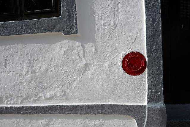Castro Marim, Red dot!