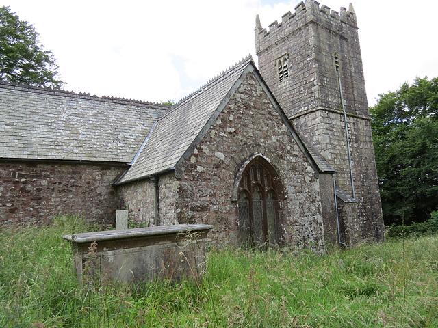 harford church, devon