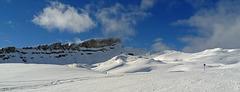 Austria - Kleinwalsertal, Hoher Ifen