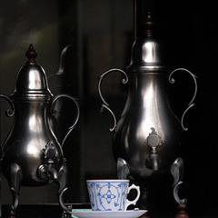 Dröppelminna - Kaffeekanne aus dem Bergischen Land