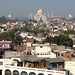 Agra- View from the Gateway Hotel
