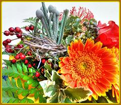 Autumn bouquet... ©UdoSm