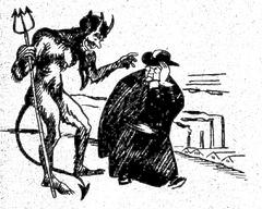 Dostojevskij: Ŝerco de l' diablo(rakontotraduko en SAT)
