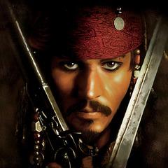 Johnny Depp : Pirates des Caraïbes
