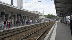 BESANCON: Passage de la 241P17 en gare Viotte 02