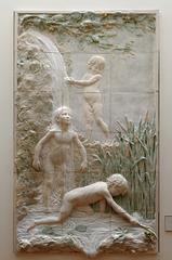 """""""L'eau"""" (Constant Roux - 1904)"""
