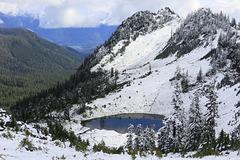 Park Butte Trail