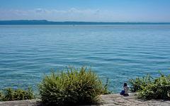 au lac de Neuchâtel (© Buelipix)
