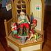 Santa at rest - music box